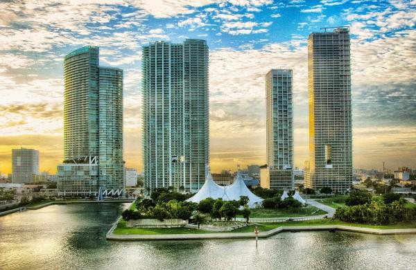 Traumstrände, Vergnügen und Skyline: Miami