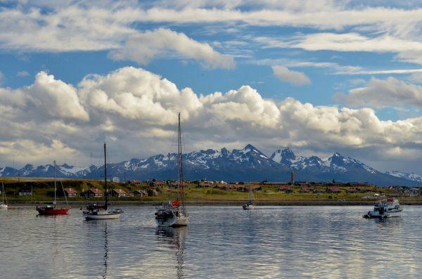 Wundervolle Landschaft in Argentinien